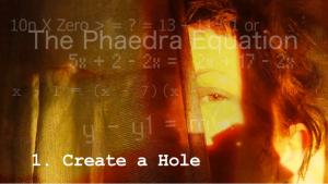 Create a Hole